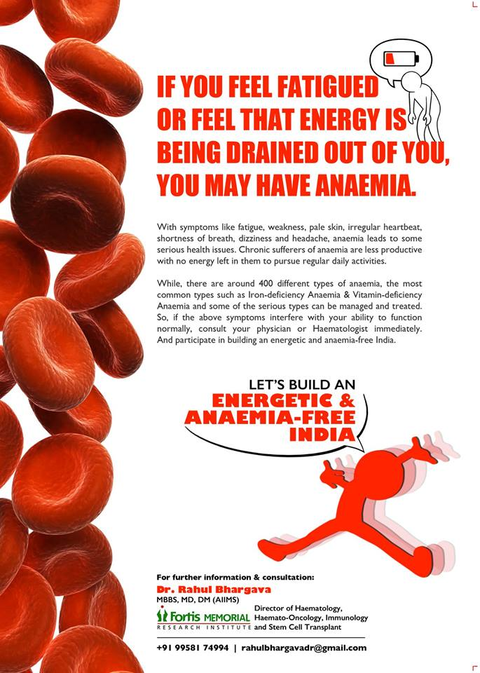 International Women's Day - Anaemia Free India